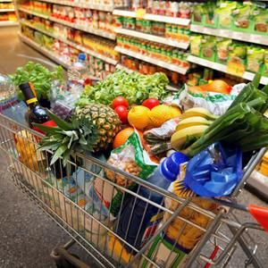 Магазины продуктов Осташкова