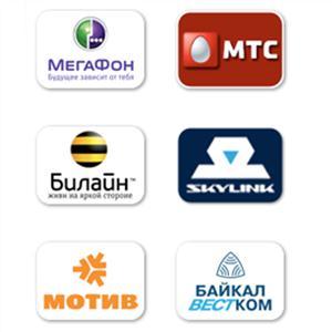 Операторы сотовой связи Осташкова