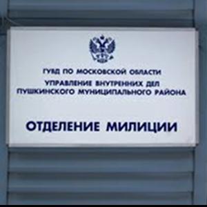 Отделения полиции Осташкова