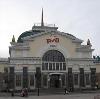 Железнодорожные вокзалы в Осташкове