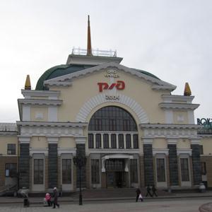 Железнодорожные вокзалы Осташкова