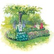 База отдыха Ботово - иконка «сад» в Осташкове